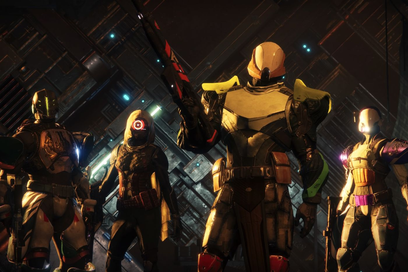 Bungie Details How Armor 2.0 Works In Destiny 2