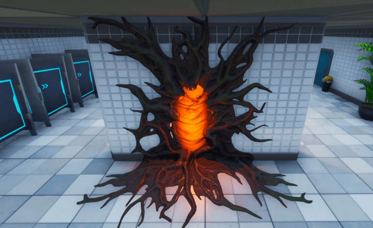Stranger Things Portals Appear in Fortnite, Hints at Crossover for Season 3 Release Tomorrow