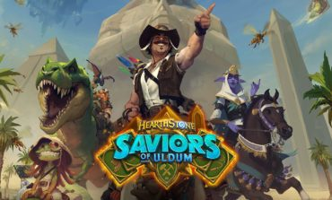 Saviors of Uldum is the Newest Expansion for Hearthstone Releasing Worldwide August 6, 2019