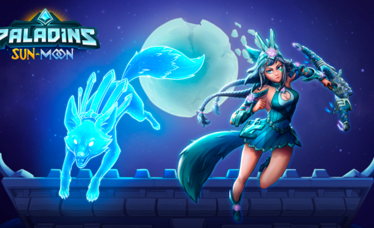 Paladins New Sun & Moon Update Introduces New Support Character, Shore Patrol Battle Pass Launches Today
