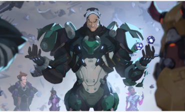 Overwatch Hero 31, Sigma, Officially Revealed