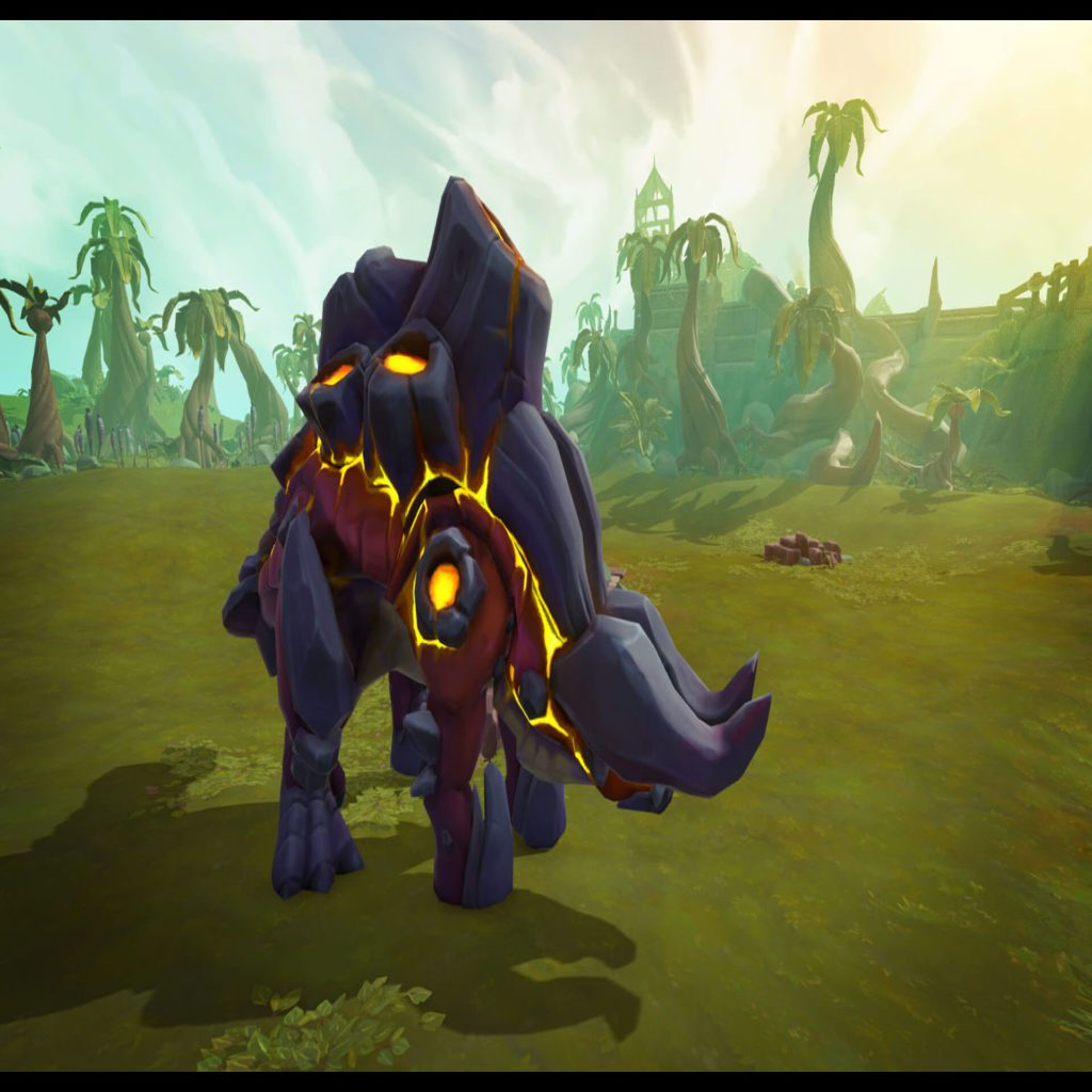 Dinosaurs Invade Runescape with Land Out of Time Update