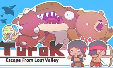 Turok Returns in Adorable Fashion with Turok: Escape from Lost Valley