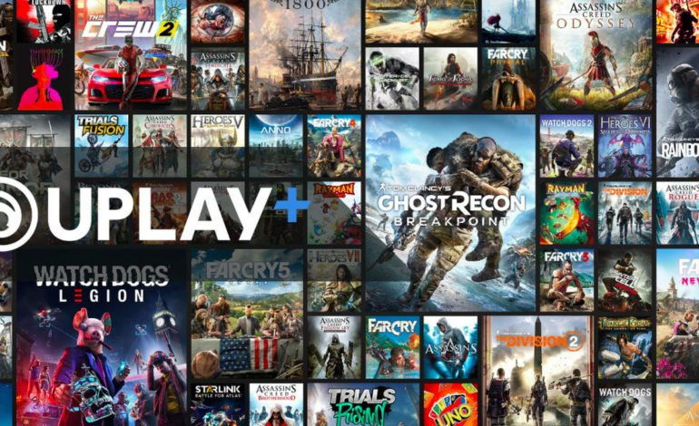 Ubisoft Announces The Full List Of Games Coming To Uplay+