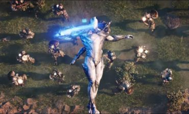 Warframe Getting New Cinematic Intro