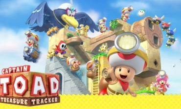 Captain Toad: Treasure Tracker Gets VR Support