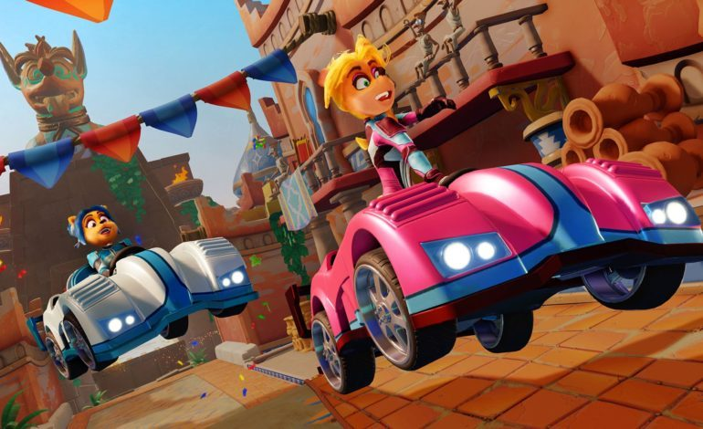 Crash Team Racing Ups The Competition With The First Nitro Tour Grand Prix