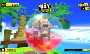 Super Monkey Ball: Banana Blitz HD Announced for Nintendo Switch, PlayStation 4, Xbox One, and PC