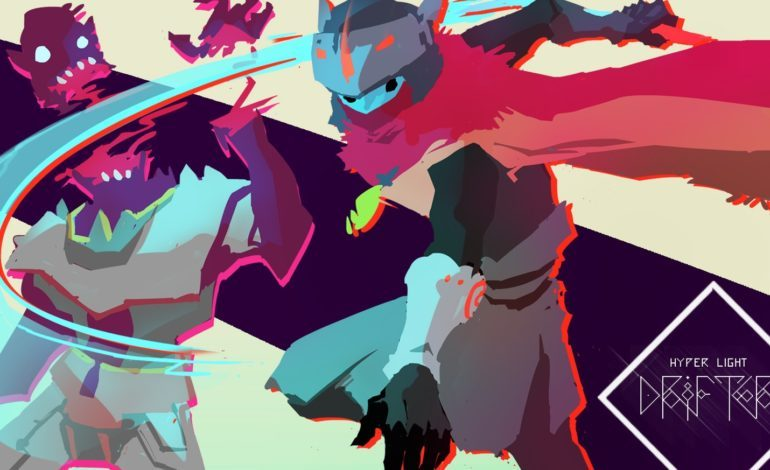 Critically Acclaimed Hyper Light Drifter Heads to iOS Devices on July 25