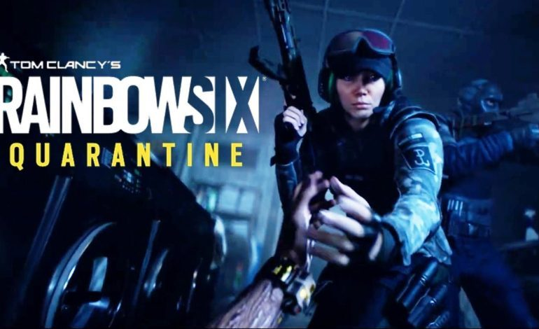 Rainbow Six Quarantine Releasing Before April