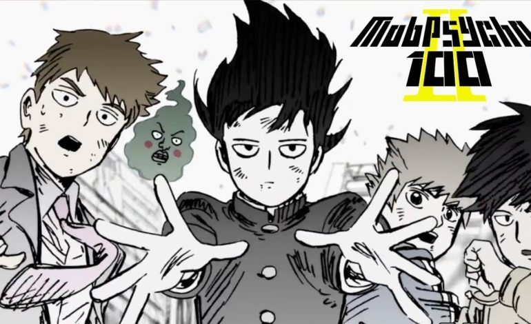 Crunchyroll Announces New Mobile Game Based on Mob Psycho 100