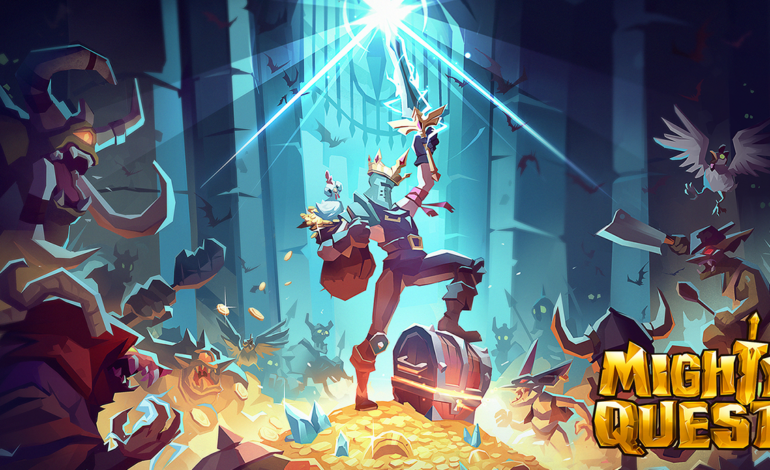 The Mighty Quest For Epic Loot, is the Game About Getting Every Bit of Loot You Can