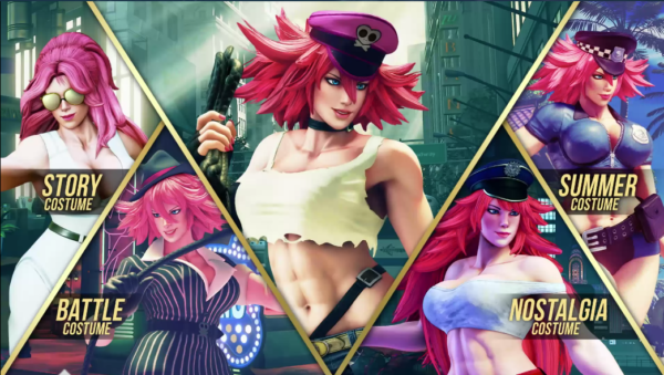 E Honda Poison And Lucia To Join The Street Fighter V Roster