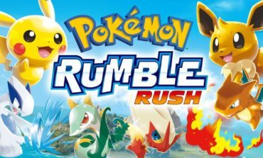 Pokémon Rumble Rush Released on iOS and Android