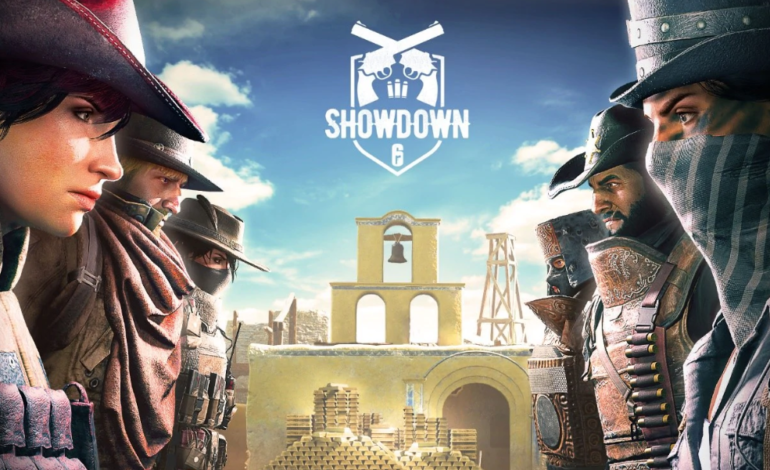 "Rainbow Six Siege's New Event ""Showdown"" Ain't No Hootenanny and is Currently Live"