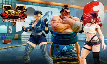 E. Honda, Poison, and Lucia to Join the Street Fighter V Roster
