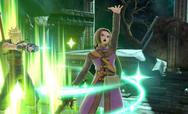 The Hero from Dragon Quest Could Come to Super Smash Bros. Ultimate This Month