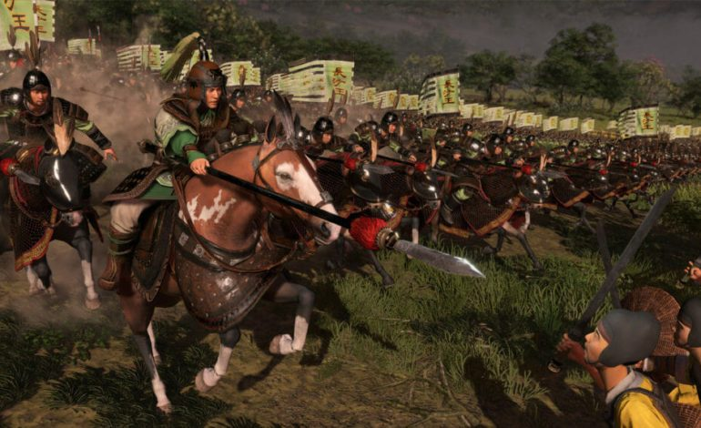 Total War: Three Kingdoms The Eight Princes Expansion Releasing Early August