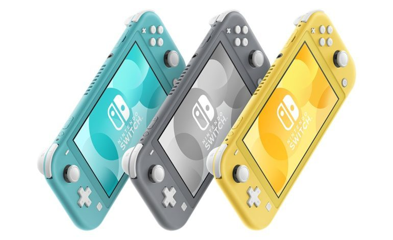 The Nintendo Switch Lite Suffers with Joy-Con Drift Issues