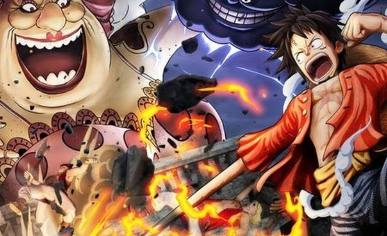 One Piece: Pirate Warriors 4 Announced by KOEI