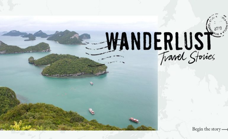 Different Tales Reveals Release Trailer for Wanderlust Travel Stories
