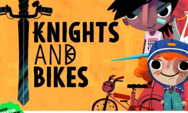 Knights and Bikes Release Date Announced
