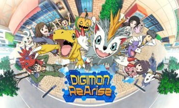 Digimon ReArise Coming to Mobile Devices in 2019