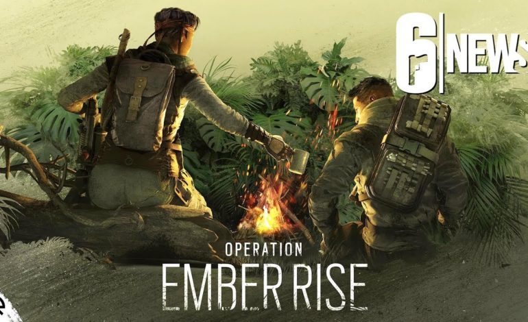 Rumors Become Reality, Ubisoft Reveals New Details on Operation Ember Rise for Rainbow Six: Siege