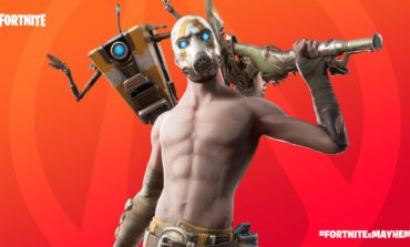 Mayhem Comes To Fortnite In New Limited Time Event With Borderlands