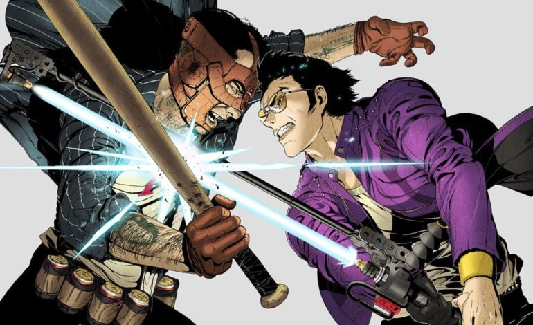 Travis Strikes Again: No More Heroes Available on PC and PS4 this Fall