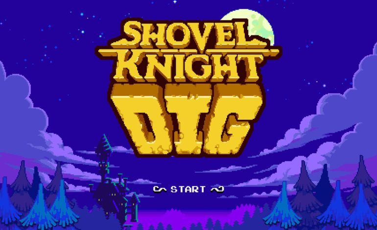New Features Coming to Shovel Knight, New Game Shovel Knight Dig Announced