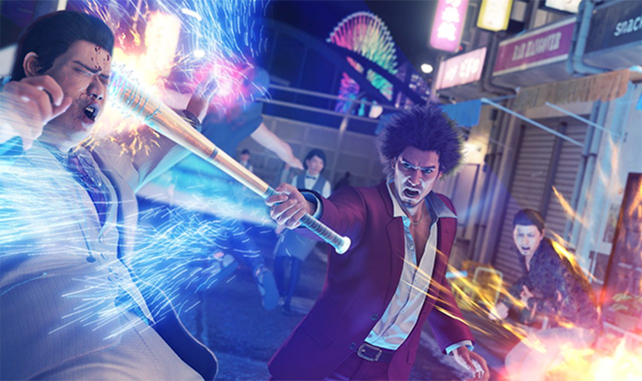 "Sega Details New ""Bonds"" System for Yakuza: Like a Dragon"