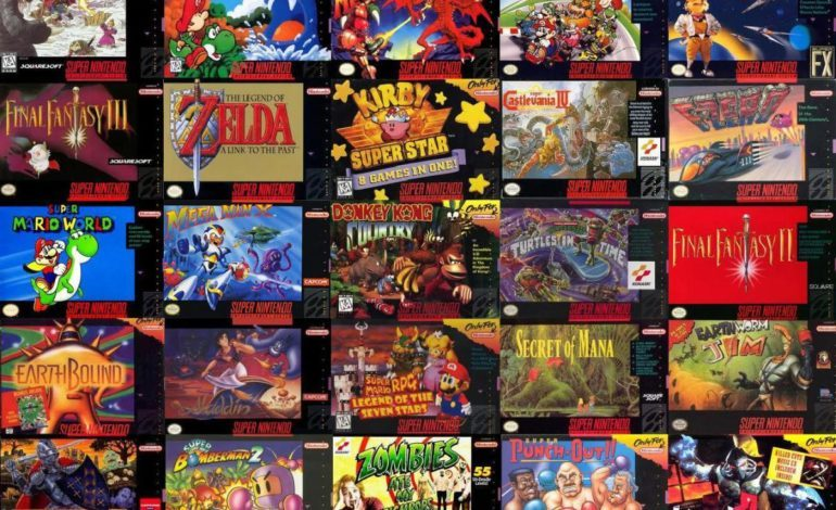 SNES Games in Sight for the Nintendo Switch's Future