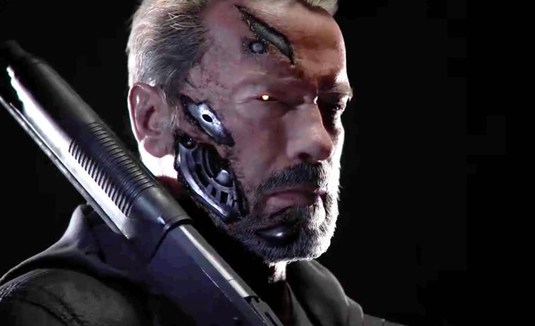 Arnold Schwarzenegger Not Voicing the Terminator in Mortal Kombat 11