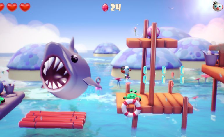 Cloud M1 Reaches Funding Goal For Upcoming Platform Game, Ayo the Clown