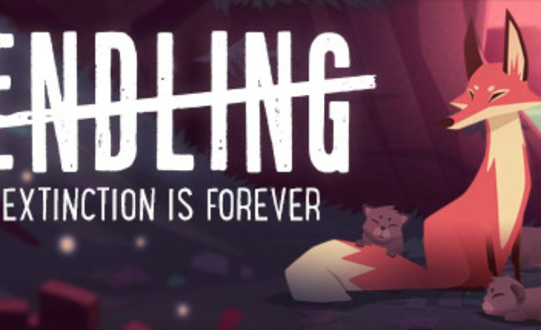 Herobeat Studios Tackles The Increase in Animal Extinction With Endling