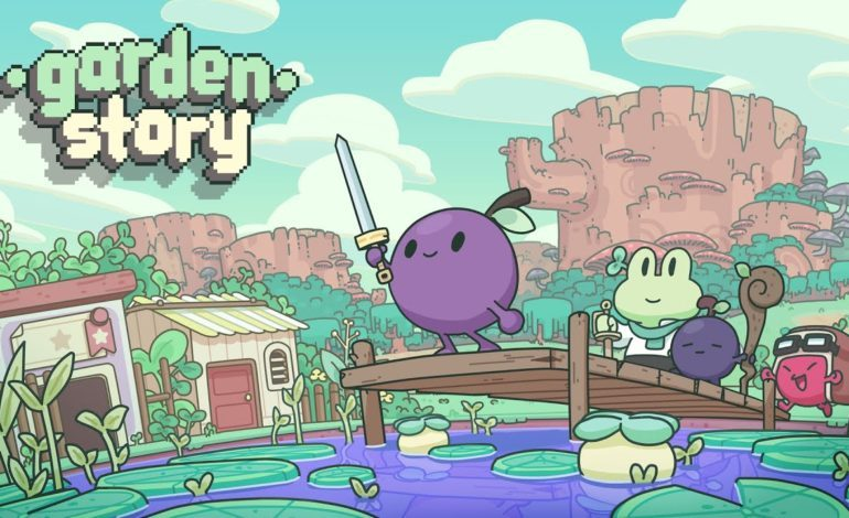Viz Media Announces Garden Story