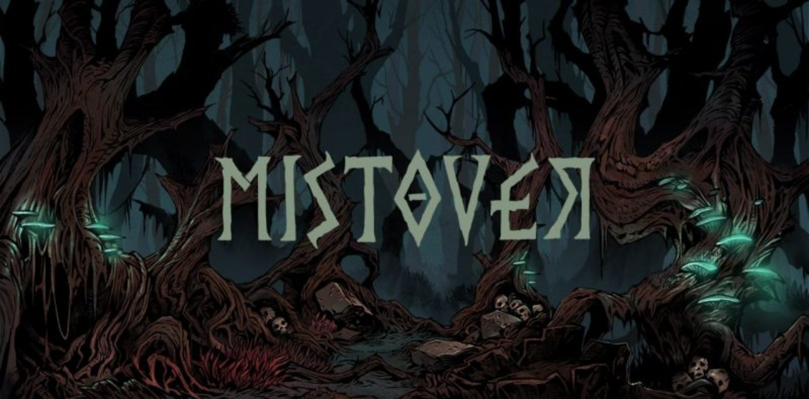 New Spooky Strategy RPG Mistover Releasing October