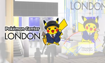 Pop-Up Pokémon Center to Open Up in London