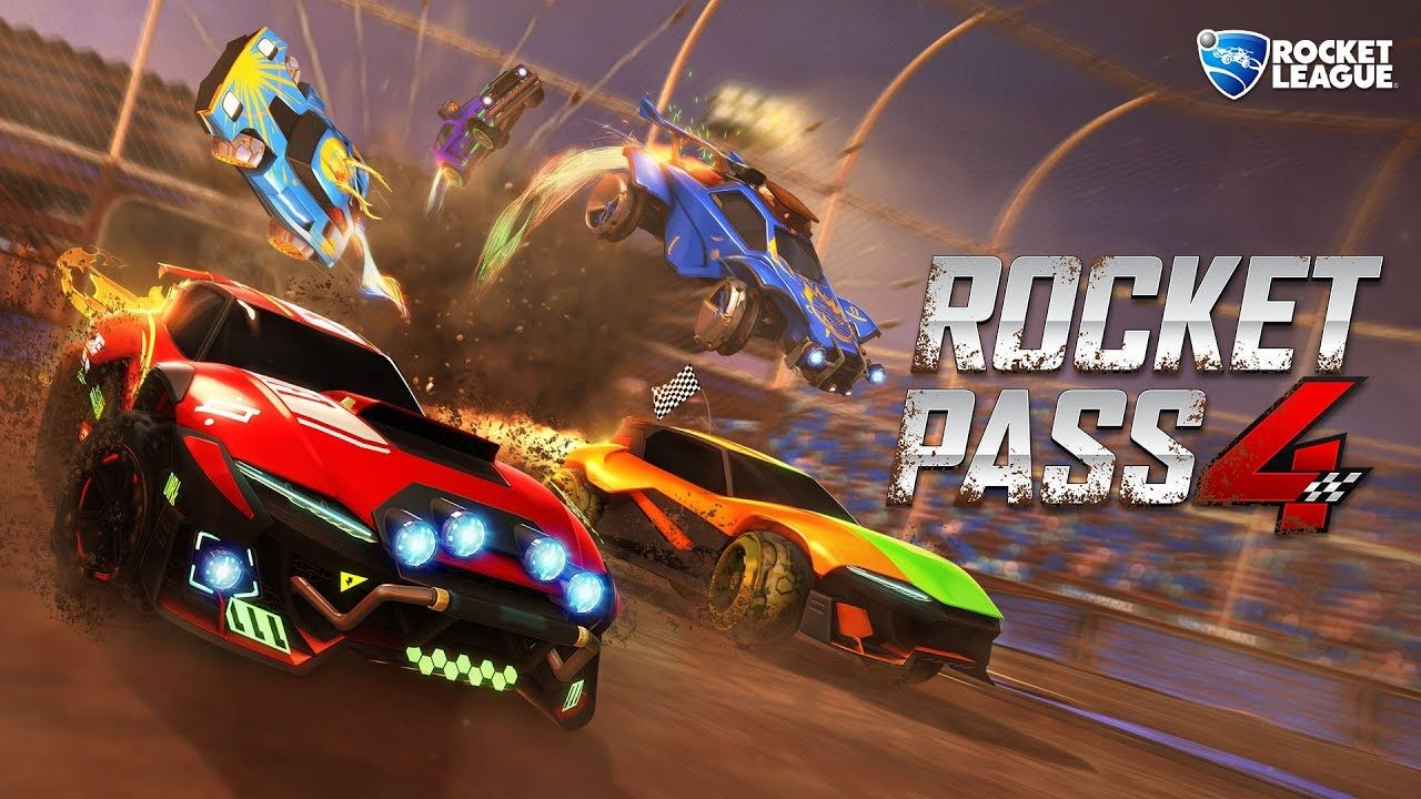 Rocket League Rocket Pass 4 Announced, Goes Live with Season 12 Update