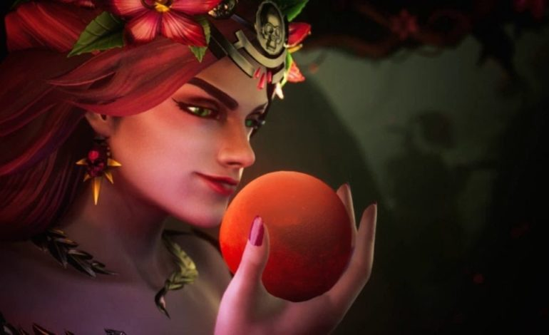 Persephone Queen of the Underworld Revealed as New Smite God
