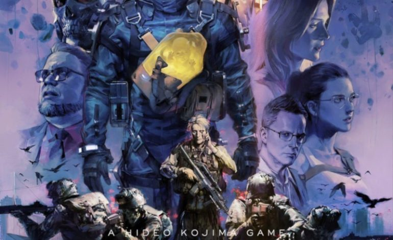 49 Minutes Of Death Stranding Gameplay Shown Off At Tokyo Game Show 2019