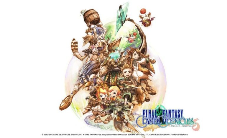 Final Fantasy Crystal Chronicles Remastered Edition Set to Release on January 23, 2020