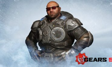 Dave Bautista set to be a Playable Character in Gears 5 Starting September 15