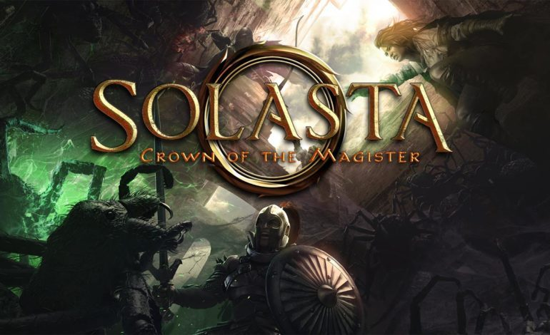 Solasta: Crown Of The Magister Launches Kickstarter, Releases Free Demo