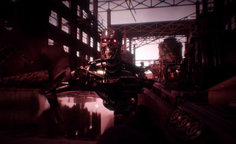 New Terminator Game Announced for December Release