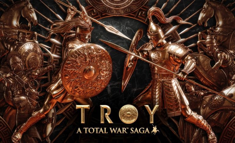 A Total War Saga: TROY Officially Announced, Launches in 2020