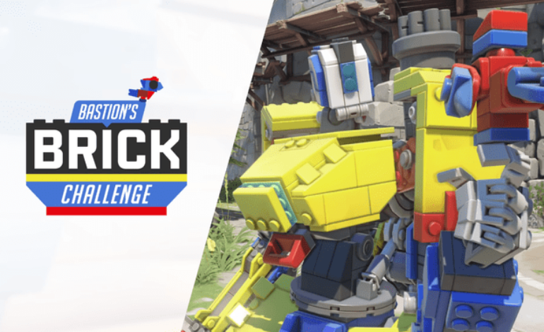 """Overwatch's """"Brick"""" Challenge is Here, Letting Players Get LEGO-themed Prizes"""