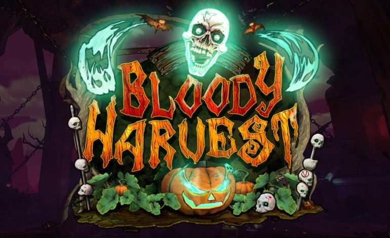 "Borderlands 3 is Getting a Spooky Event Called ""Bloody Harvest"" For October"