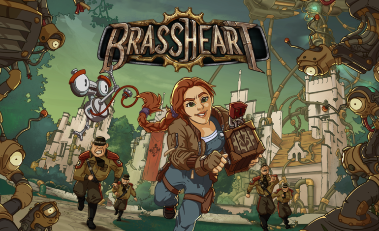 Hexy Studios Reveals new Game Trailer and Screenshots of Brassheart